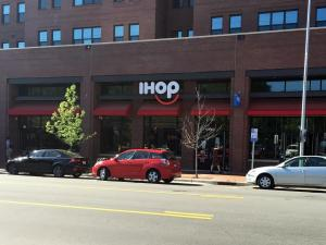 IHOP will replace a 48-year-old restaurant on Hillsborough Street with a new eatery in the first floor of the Stanhope student housing building near North Carolina State University.