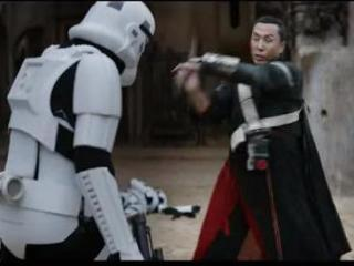 """The teaser trailer for a new Star Wars film has officially landed. And while the Force may not be as strong with this one as it was with last year's """"The Force Awakens,"""" it's still likely to stuff Disney's pockets with galactic credits. (Deseret Photo)"""