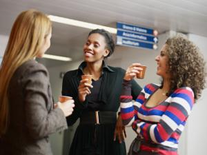 Are catty, unsociable women a problem for working women? And if so, what is the solution for a better workplace for women? (Deseret Photo)