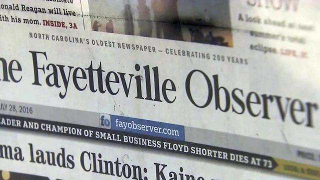 Fayetteville observer classifieds