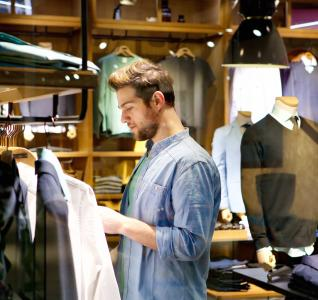 Clothes can be so expensive. Here are some tips on how to shop smart for them and get the most mileage out of the ones you do own. (Deseret Photo)