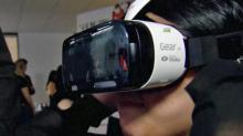 IMAGES: Boom in virtual reality devices still more virtual than reality