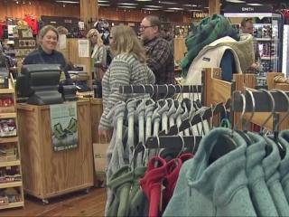 Local shops do well in final hours before Christmas