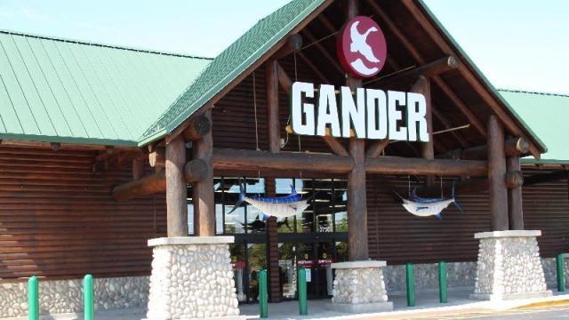 Gander Mountain store exterior