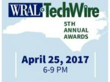 WRAL TechWire Awards
