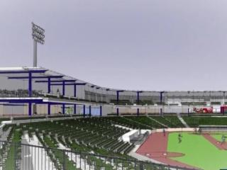 It will be more than two years before a baseball stadium for North Carolina's newest professional baseball team, the Buies Creek Astros, is ready, but area businesses are already looking forward to an influx of customers.