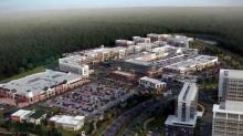 East Cary Gateway rendering