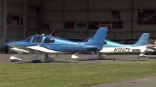 Raleigh Executive Jetport, Sanford airport