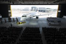 Sharp-nosed Japanese jetliner could be game changer for U.S. flyers