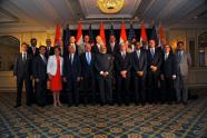 IMAGE: Silicon Valley CEOs can't get enough of Indian PM Modi