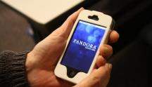 IMAGE: The music may be over for Pandora's CEO