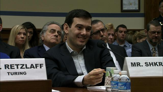 Martin Shkreli, 34, the former pharmaceutical executive who gained notoriety for hiking up the price of a life-saving drug, faces charges of securities fraud, wire fraud and conspiracy for allegedly cheating investors out of more than $11 million between 2009 and 2014 in what federal prosecutors called a Ponzi scheme.
