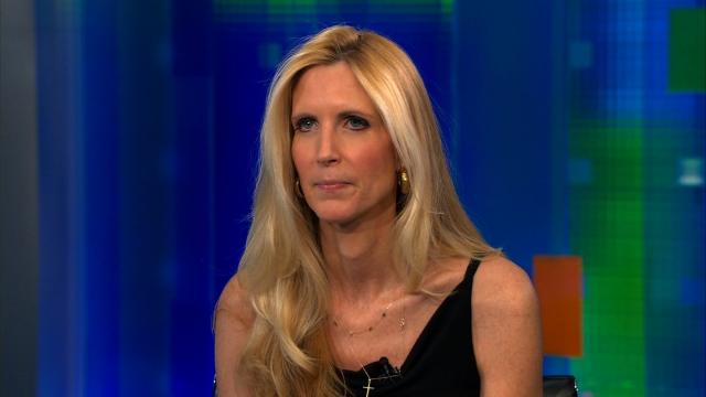 Conservative pundit Ann Coulter posted a series of angry tweets over a seat mix-up she experienced on a Delta flight over the weekend.