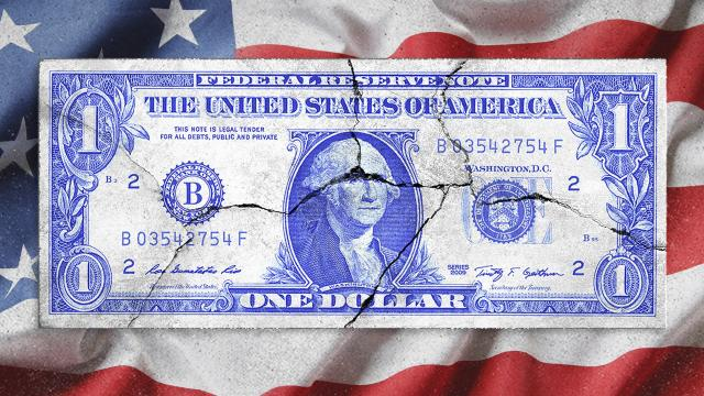 The U.S. dollar slumped against major currencies on Tuesday after Republicans abandoned their latest plan to repeal Obamacare.