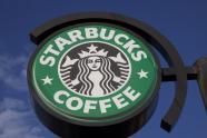 IMAGE: Starbucks bets big on China