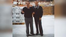 IMAGE: Costco's co-founder and chairman dies