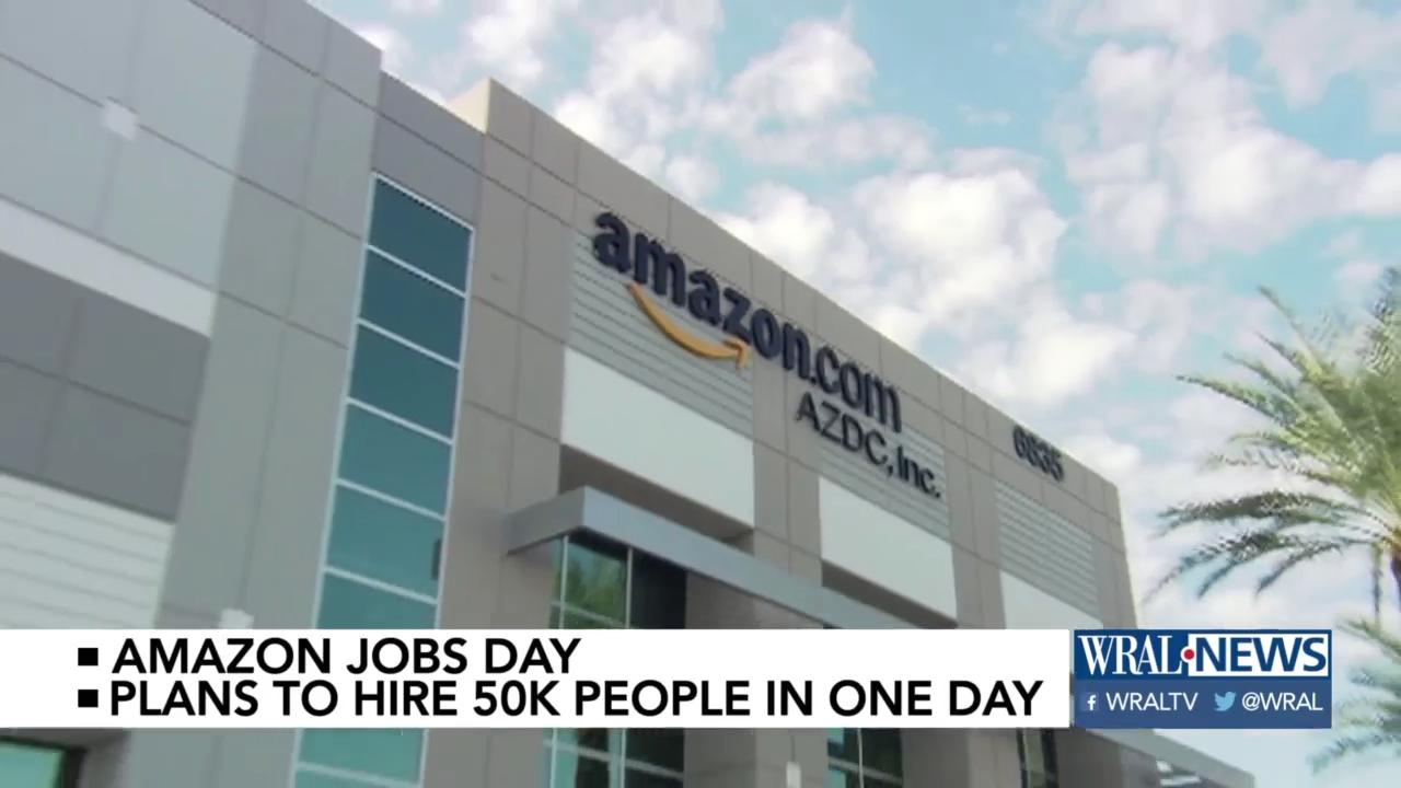 Amazon clarifies: It's Triangle, not just Raleigh on HQ2 shortlist