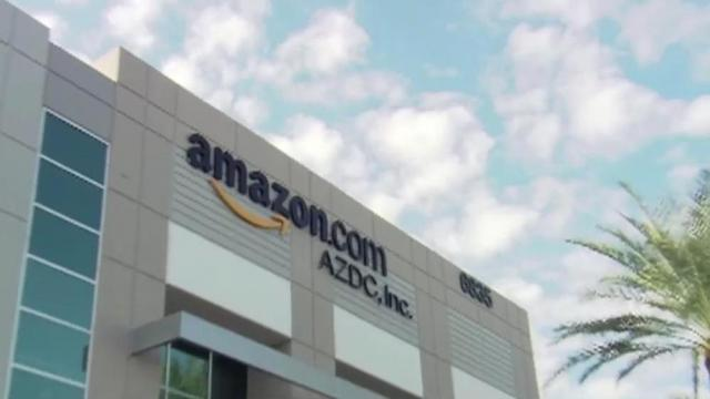 Amazon plans to hire 50K people in one day
