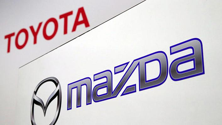 Toyota and Mazda are joining forces. The Japanese automakers have announced plans to build a $1.6 billion manufacturing plant in the United States.
