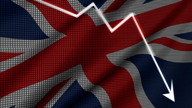 British consumers are feeling the squeeze of higher prices and uncertainty over the country's exit from the European Union.