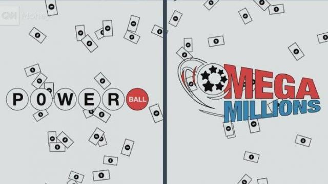 Mega Millions and Powerball both have jackpots of more than $300 million, and a lot of folks are snapping up tickets for both games. Because if you're going to dream of winning a lottery fortune, why not dream of winning two?