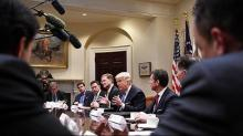 Three CEOs resign from Trump council