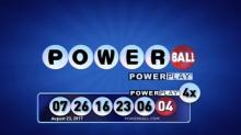 IMAGE: We have a Powerball winner! Mavis Wanczyk told her boss she's not coming back