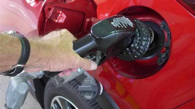 Gas prices are set to spike as Tropical Storm Harvey wreaks havoc on America's vital energy facilities.