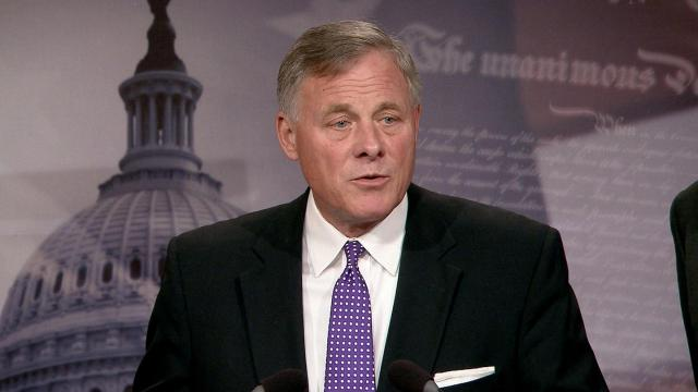 "Senate Intelligence Committee Chairman Richard Burr says that ""the subject matter"" of the 3,000 Russian-bought Facebook ads that have been turned over to his committee ""seems to have been to create chaos."""