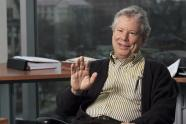 IMAGE: American Richard H. Thaler wins Nobel Prize in economics