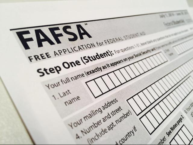 There's one thing every American must do if they want help paying for college: Submit the Free Application for Federal Student Aid, or FAFSA.