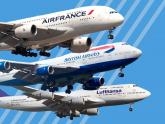 IMAGE: These airline stocks have doubled while rivals go bust