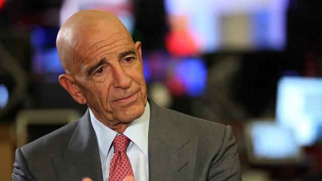 Tom Barrack, head of the private equity firm Colony Capital, has been in talks to purchase all or part of the firm after co-founder Harvey Weinstein was accused of sexual assault and rape.
