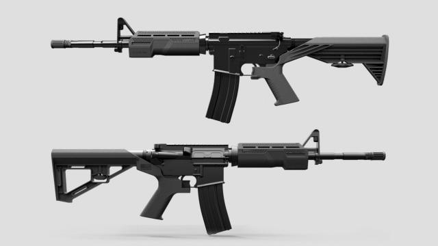 Slide Fire is resuming sales of bump stocks for AR-15s, one month after the deadliest mass shooting in U.S. history.