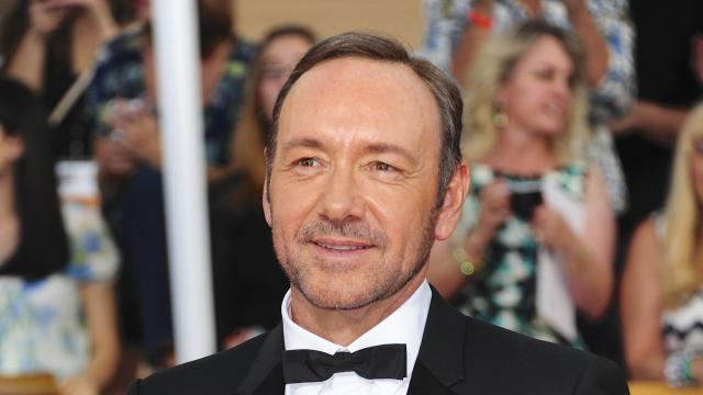 Actor Anthony Rapp has accused Kevin Spacey of making a sexual advance at him when Rapp was 14. FILE - Kevin Spacey poses on the red carpet at the Screen Actors Guild (SAG) Awards in Los Angeles, California on Saturday, January 18, 2014.