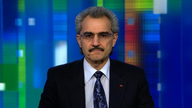 - Saudi Arabia's newly formed anti-corruption committee have arrested at least 17 princes and top officials, according to a list obtained by CNN and cited by a senior royal court official. The list includes Prince Alwaleed bin Talal, the billionaire businessman who owns 95% of Kingdom Holding, which holds stakes in global companies such as Citigroup, Twitter, Apple and News Corp.