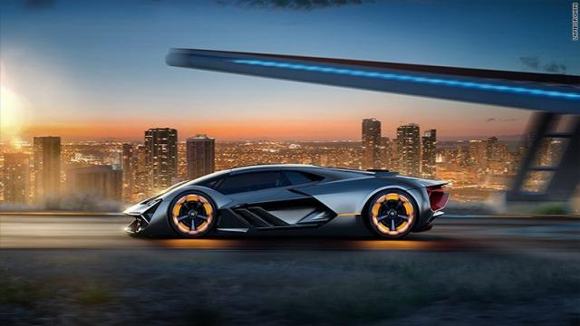 Lamborghini is working with engineers from the Massachusetts Institute of Technology on a new all-electric supercar that won't have batteries.