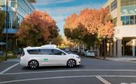 IMAGES: Waymo rolls out self-driving cars without test drivers