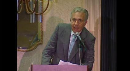 Billionaire Carl Icahn is seen here speaking in 2006 in New York. (File Photo)