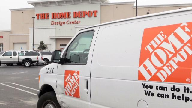 Homeowners and contractors rushed into the home improvement store to storm-proof houses before Harvey, Irma and Maria.