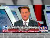 IMAGE: Shep Smith fact-checks Fox News on Clinton, Uranium One deal