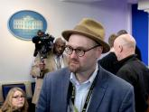 IMAGE: Star New York Times reporter suspended for alleged sexual misconduct