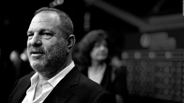 **This image is for use with this specific article only** A surprise bidder has proposed to buy the Weinstein Co. and turn it into a studio run by women.