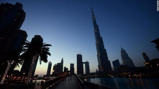 Emaar Development is behind the Burj Khalifa, as well as Dubai Marina and other properties in the United Arab Emirates. **This image is for use with this specific article only.**