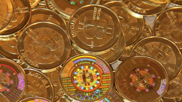 "Stock images of physical Bitcoins that are available for purchase from the website www.casascius.com. A bitcoin is a decentralised digital currency. From www.casascius.com: ""These images may be freely downloaded and used without royalty or compensation, both for commercial and non-commercial purposes. You may feel free to crop the images and/or hide the name Casascius if your purposes so require. Images with just Bitcoin (no Casascius or holograms showing) are further below."""