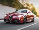 IMAGES: Alfa Romeo Giulia named Motor Trend Car of the Year