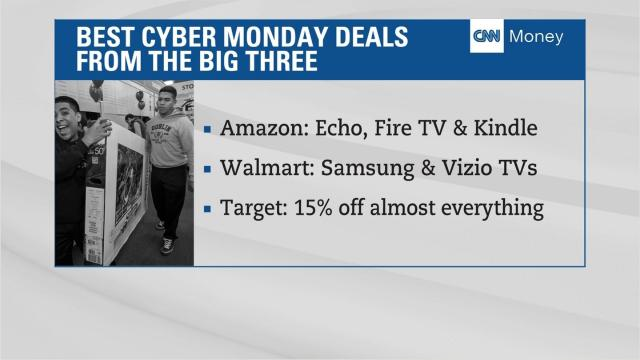Amazon has once again beat its own sales record. The tech giant said on Wednesday that Cyber Monday was its single biggest shopping day of all time.