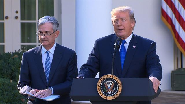 President Trump nominated Federal Reserve Governor Jerome Powell on November 2nd, 2017 to lead the world's most influential central bank.