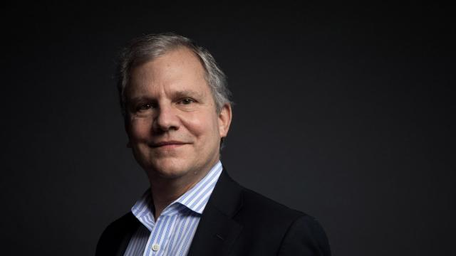 Arthur Sulzberger Jr., the current publisher of The New York Times, at The New York Times building in New York on Dec. 13, 2017. The younger Sulzberger, His son, Arthur Gregg Sulzberger, whois known as A. G., will become the publisher on Jan. 1, 2018. (Damon Winter/The New York Times)