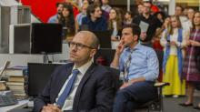 IMAGES: A.G. Sulzberger, 37, to Take Over as Publisher of The New York Times